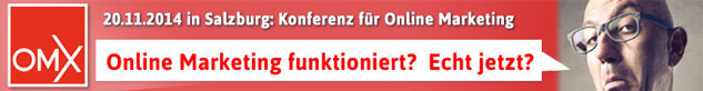 Omx - Online Marketing Konferenz
