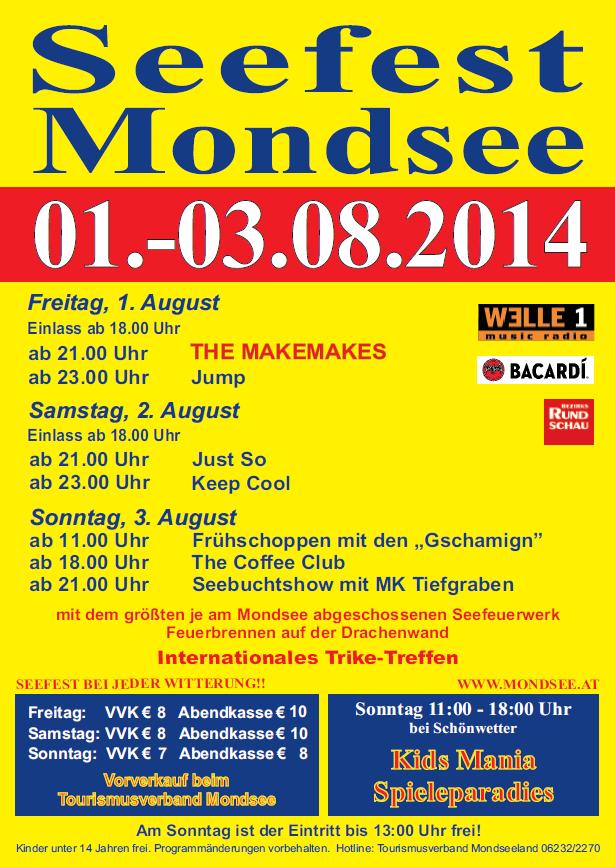 Seefest_Mondsee2014_Plakat