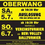 SportunionOberwang_Volleyballturnier