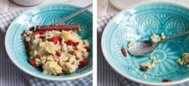 Hirse-Porridge