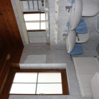 ferienhaus waschbecken