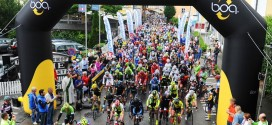 1800 Starter beim Radklassiker im Salzkammergut