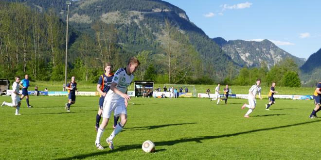 Abstieg von Oberwang nach 0:5 in Gosau fix