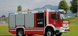Fotos von der Feuerwehr Fahrzeugsegnung vom Samstag, 16.07. 2016