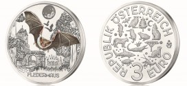 Geld in Münzen anlegen – 3 Euro Münzen Österreich
