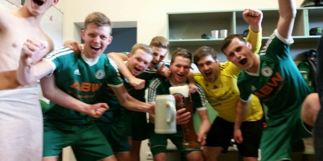 Oberwang feiert 2:0 Derbysieg gegen Zell am Moos