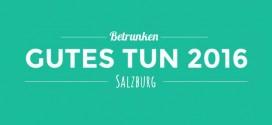 """Charity Punsch in Salzburg """"Betrunken Gutes tun 2016″"""