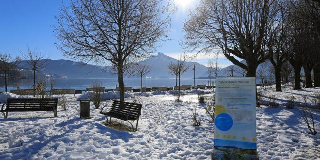 Sonniger Mondseer Winter (Peter Witzelsteiner Fotos)