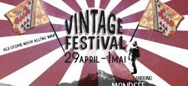 Vintage Festival am MONDSEE