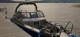 Fotos von der Bootstaufe – Wasserretung Loibichl am 21.05.2017