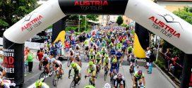 Über 2.000 Radsportler beim 31. Mondsee 5 Seen Radmarathon