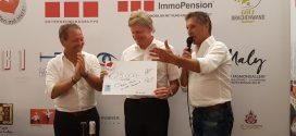 Charity Golf – Golfen mit Herz – am Golfclub Drachenwand brachte 23.000,-