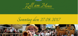 30. Zell am Mooser Dorffest – 27.08.2017