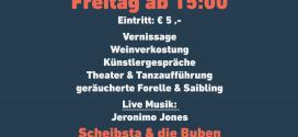 Kulturfestival – EINMAL MOND UND ZURÜCK 2017 – Goes Industrial