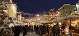 Fotos vom Weihnachtsmarkt in Mondsee 2017