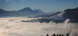 Mondsee im Nebel – Fotogalerie von Peter Witzelsteiner