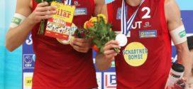 Daniel Müllner und Florian Schnetzer feiern in Göteborg ihren ersten richtig großen Erfolg 2018