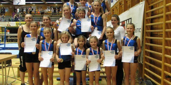 Erfolgreiche Landesmeisterschaften für den Turn- und Sportverein