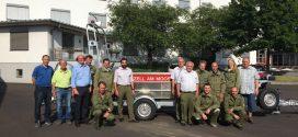 FF-Zell am Moos bekommt neues Feuerwehr-Rettungsboot für den Irrsee