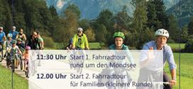 Das Fahrradfest im Mondseeland am 22.09.2018