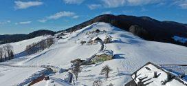 Winterwonderland im Mondseeland
