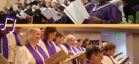 Am 28. Mai spielt der Methodist Chor aus den USA in der Basilika
