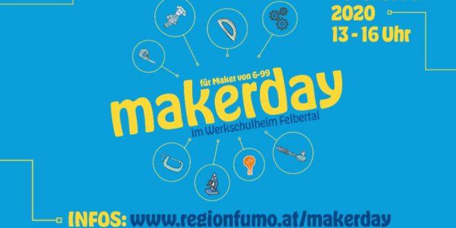 Makerday 2020 in der Region Fuschlsee Mondseeland