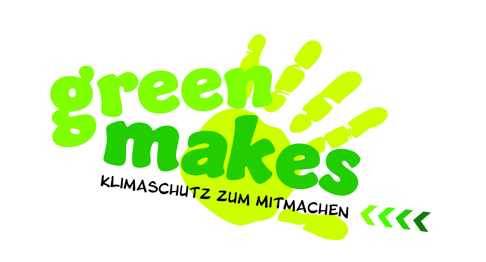 Green Makes Logo