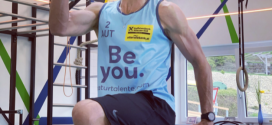 Beachvolleyball Saisonstart für Florian Schnetzer