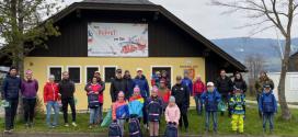 TC Mondsee: Saisonauftakt bei der Bach- und Seeuferreinigung